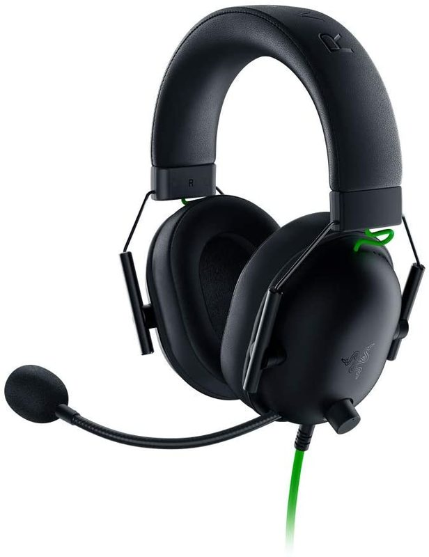 Razer BlackShark V2 X Wired Esports Gaming Headset for PC