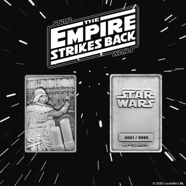 Star Wars: Darth Vader (Bespin Scene) - Metal Ingot