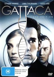 Gattaca - Deluxe Edition on DVD