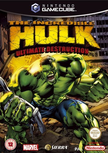 The Incredible Hulk: Ultimate Destruction for GameCube
