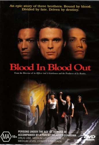 Blood In Blood Out - Bound By Honour on DVD