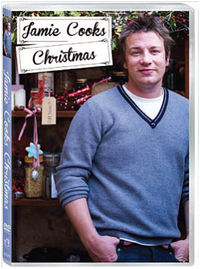 Jamie Cooks Christmas DVD