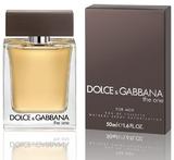 Dolce & Gabbana - The One for Men Fragrance (50ml EDT)