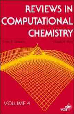 Reviews in Computational Chemistry: v. 4 image