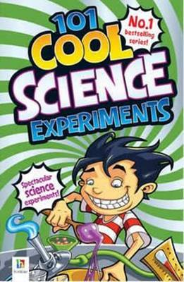 101 Cool Science Experiments by Glen Singleton