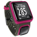 TomTom Runner GPS Watch - Pink + Additional Black Strap