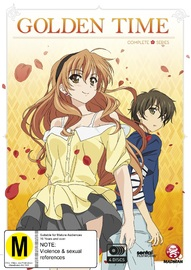 Golden Time - Complete Series on DVD