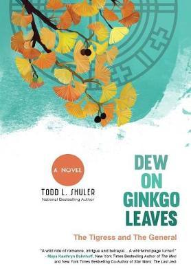 Dew on Ginkgo Leaves by Todd L Shuler