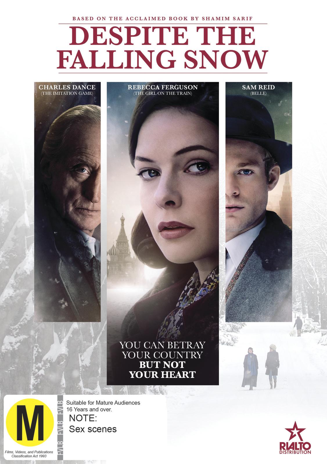 Despite the Falling Snow on DVD image