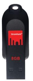 Strontium 3 pack of 8GB USB Flash Drive - Pollex image