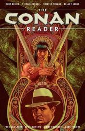 The Conan Reader by Kurt Busiek