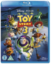 Toy Story 3 on Blu-ray