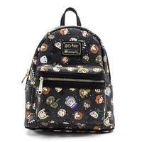 Loungefly: Harry Potter - Chibi Print Mini-Backpack