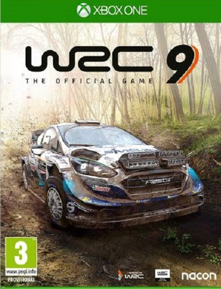 WRC 9 for Xbox One
