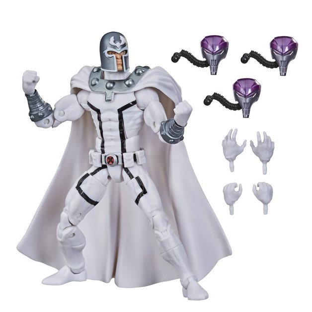 "Marvel Legends: X-Men - Magneto - 6"" Action Figure"