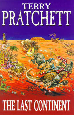 The Last Continent by Terry Pratchett image