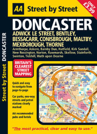Doncaster Street by Street image