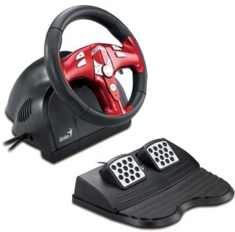 GENIUS TRIO RACER WHEEL 3 IN 1 F/F