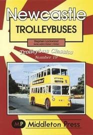 Newcastle Trollybuses by Stephen Lockwood image