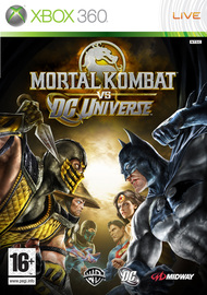 Mortal Kombat vs. DC Universe for Xbox 360
