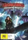 Dragons Defenders Of Berk: Part Two (2 Disc) on DVD