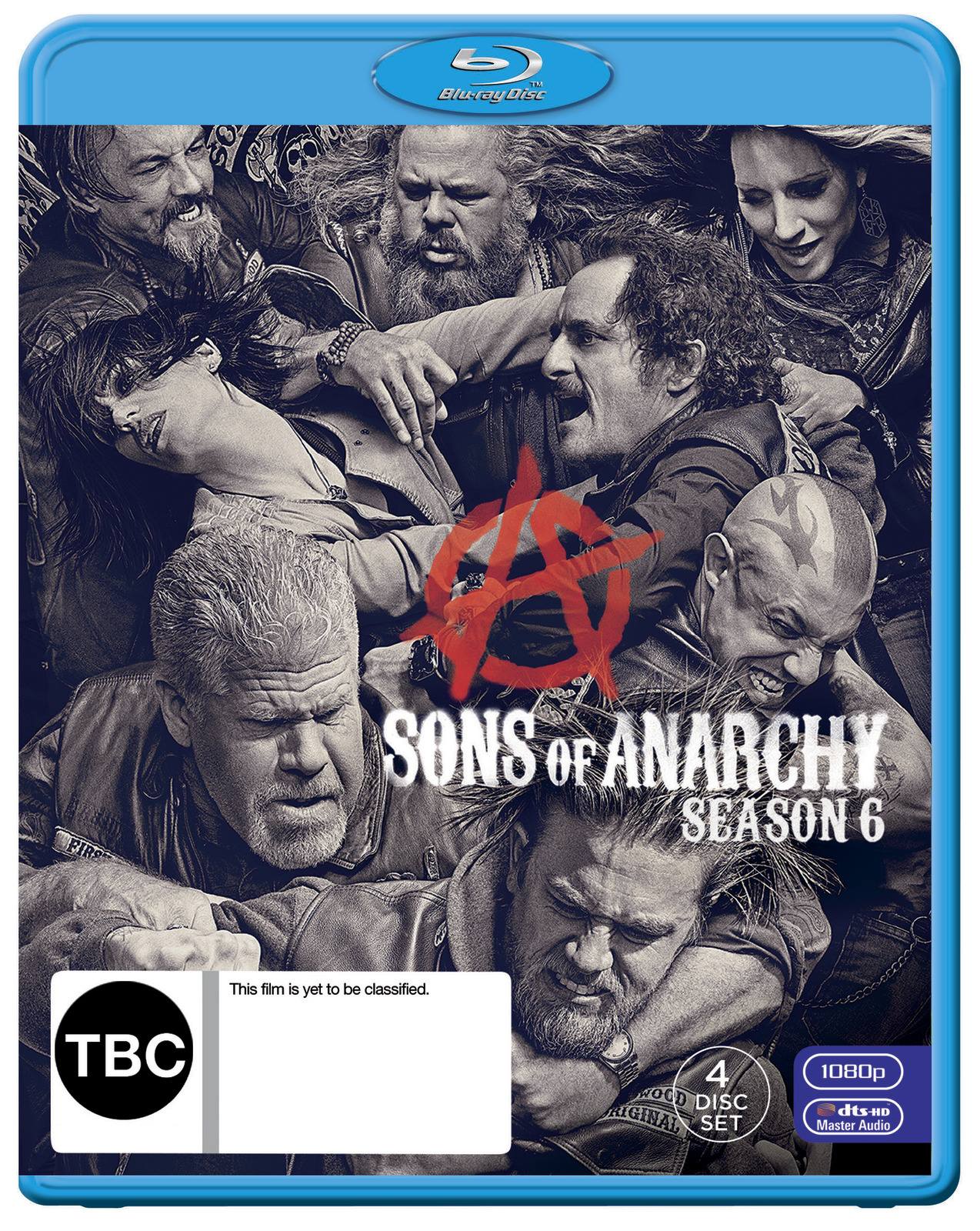 Sons Of Anarchy - The Complete Sixth Season on Blu-ray image