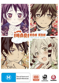 Inari Kon Kon: Series Collection (Subtitled Edition) on DVD