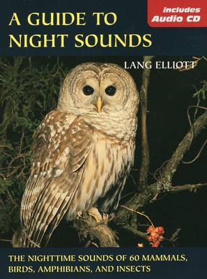 Guide to Night Sounds by Lang Elliott image