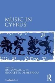 Music in Cyprus by Jim Samson