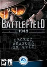 Battlefield 1942: Secret Weapons of WW II for PC Games