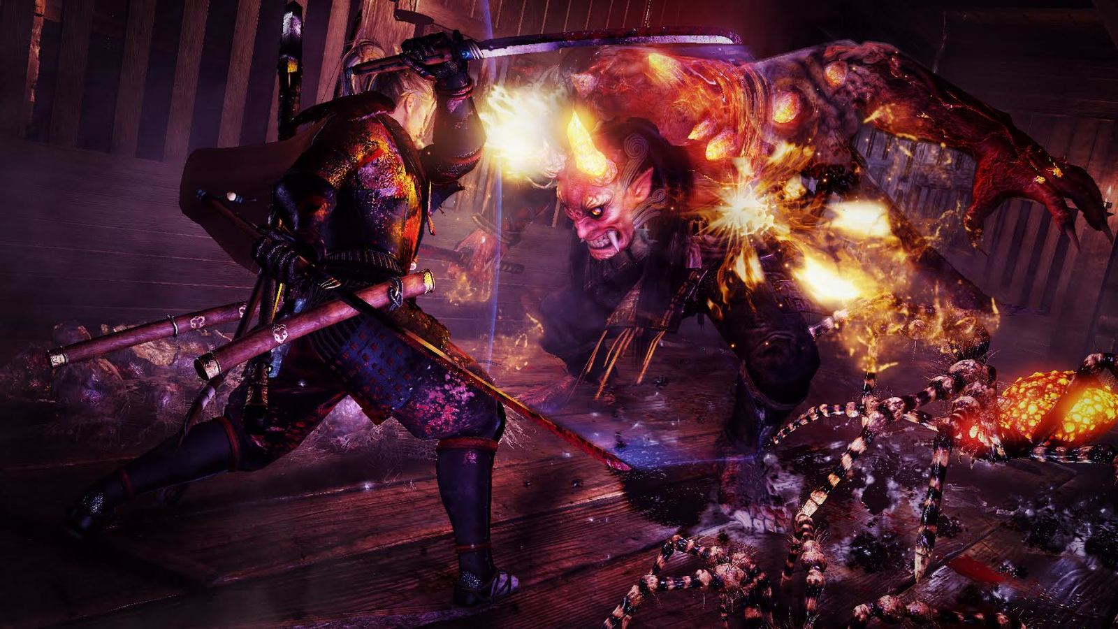 Nioh for PS4 image