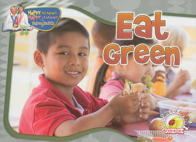 Eat Green by Jean Feldman