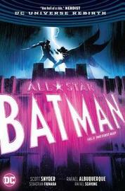 All-Star Batman Volume 3: Rebirth by Scott Snyder