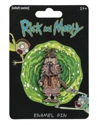 Rick and Morty: Enamel Pin - Hamurai image
