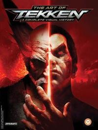The Art of Tekken: A Complete Visual History HC by Jerald Hull