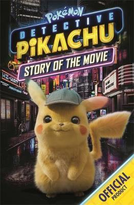 Detective Pikachu: Story of the Movie by Pokemon image