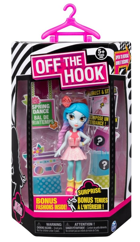 Off The Hook: Style Doll - Spring Dance (Assorted Designs)