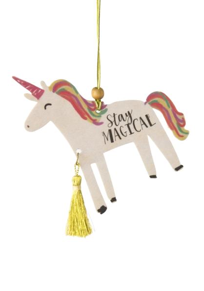 Natural Life: Air Freshener - Unicorn Stay Magical (Jasmine Fragrance)
