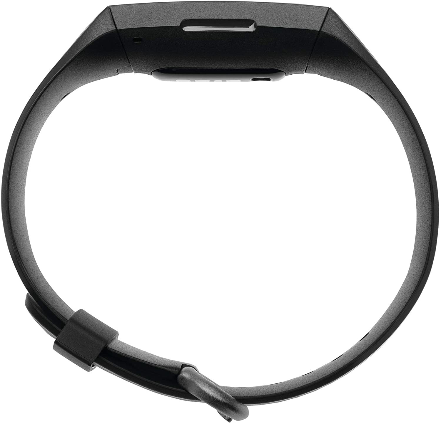 Fitbit Charge 4 Fitness Tracker - Black/Black image