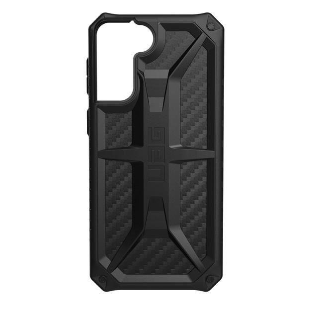 UAG Monarch - Samsung Galaxy S21+ - Carbon Fiber