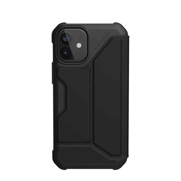 UAG Metropolis for iPhone 12 / 12 Pro - Smooth Finish PU