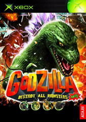 Godzilla : Destroy All Monsters Melee for Xbox