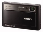 Sony SDSCT20B 8.1 MP Digital Camera - Black