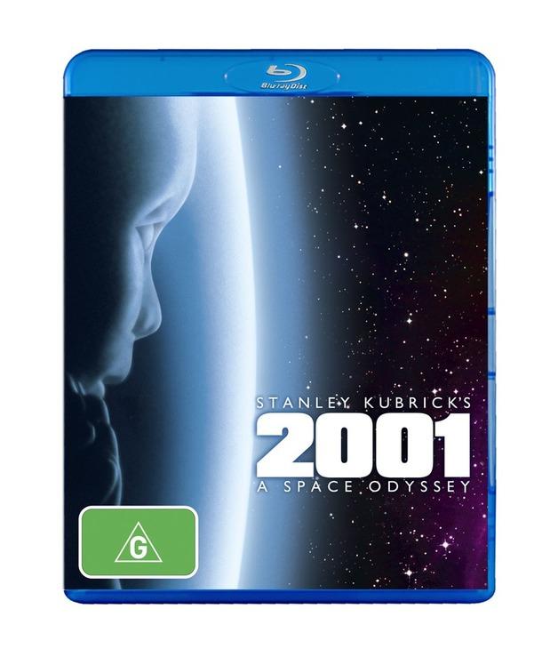 2001 - A Space Odyssey (Stanley Kubrick's) on Blu-ray