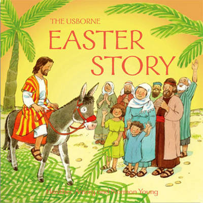 The Easter Story by Heather Amery image