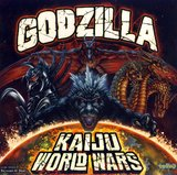 Godzilla Kaiju Wars Board Game