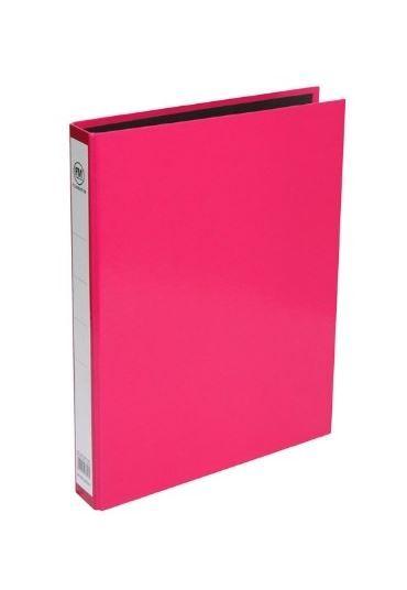 FM Vivid Polyprop Ringbinder - Pink