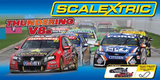 Scalectrix Thundering V8s 1/32 Slot Car Set