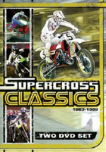 Supercross Classics - 1983-1989 (2 Disc Set) on DVD