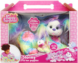 Puppy Surprise Plush - Stormy
